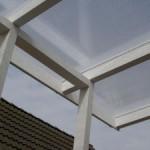 Terrassen-Glas-Ueberdachung
